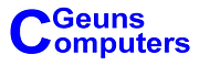 Logo of Geuns Computers